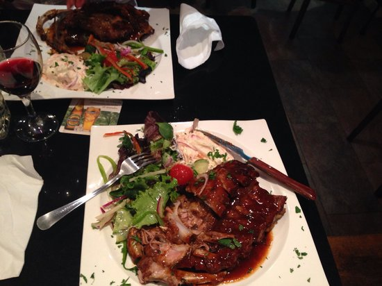 The Oyster Bar: Fabulous Ribs