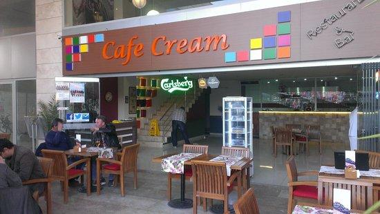 Cafe Cream