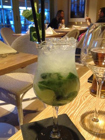 George's Dining Room And Bar : Mojito
