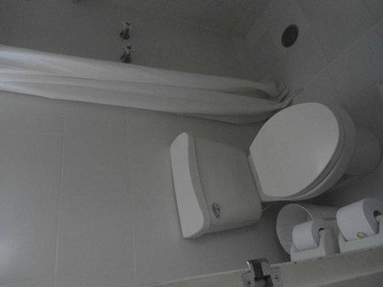 Irotama Resort: baño