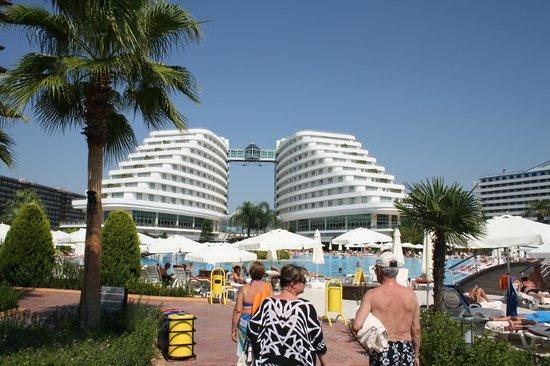 Miracle Resort Hotel: Отель