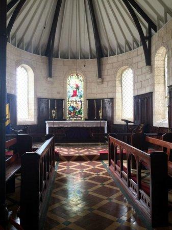 St. James Parish Church: Beautiful Stained Glass