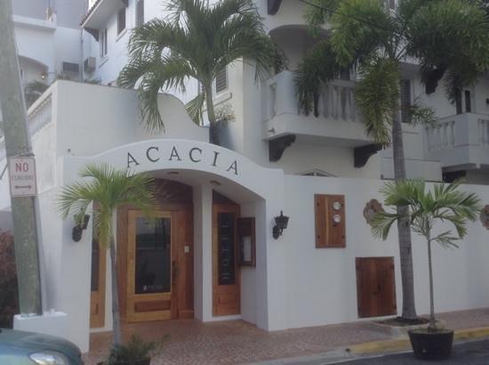 Acacia Boutique Hotel: Entrance