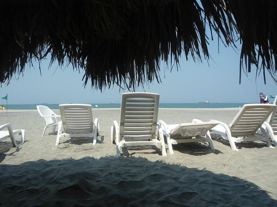 Irotama Resort: playa