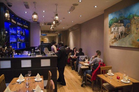 Chettinad Restaurant: Restaurant
