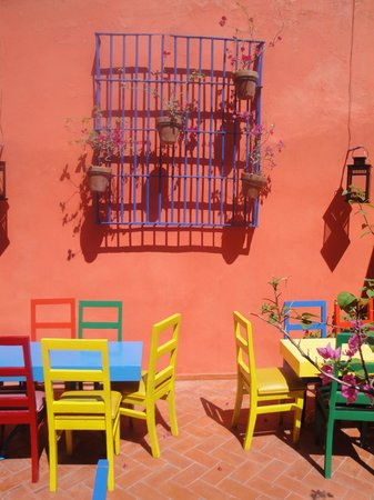 Segafredo: courtyard 1