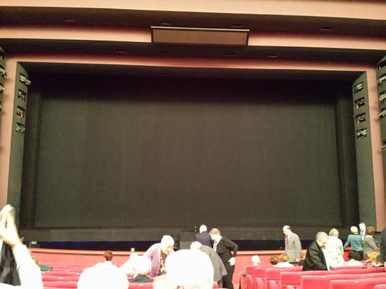 Teatro Regio di Torino : palcoscenico