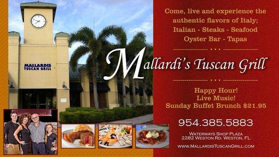 Mallardi's Tuscan Grill