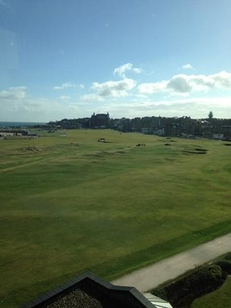 Old Course Hotel, Golf Resort & Spa: view from room