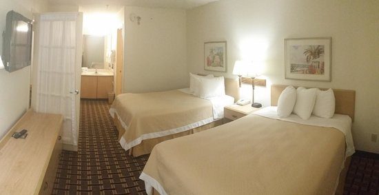Days Inn Hilton Head : Suite