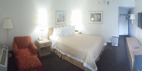 Days Inn Hilton Head : Standard Queen Bed Room