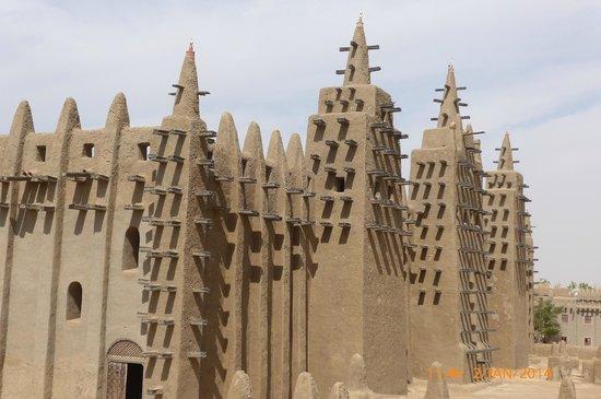 Great Mosque of Djenne Djenne, Mali
