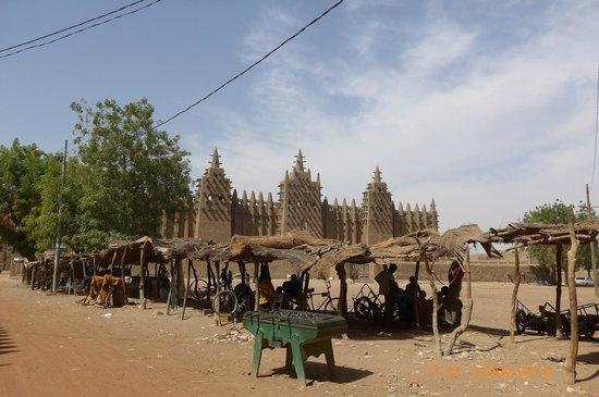 Djenne, مالي: Great Mosque of Djenne Djenne, Mali
