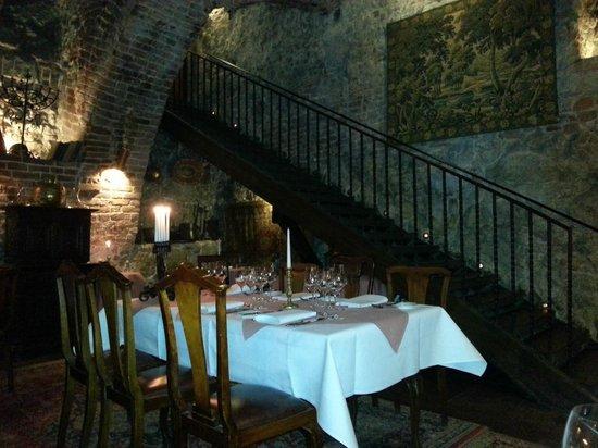 Cyrano de Bergerac : Main Restaurant