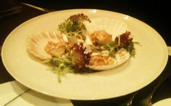 Blue Wagon: Scallops