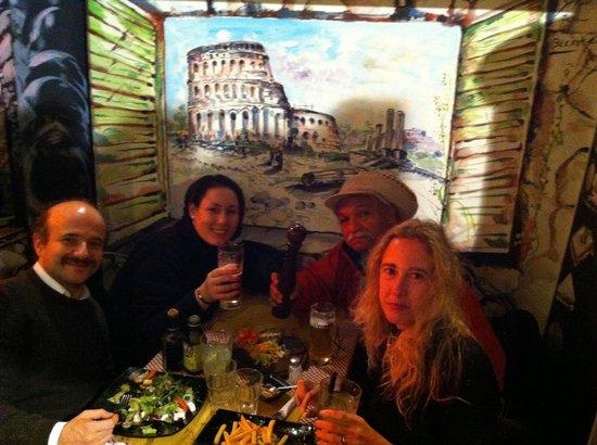 Bar Caffetteria Pasquino : Salute!