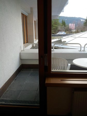 Krumers Alpin Resort & Spa: balcony_room