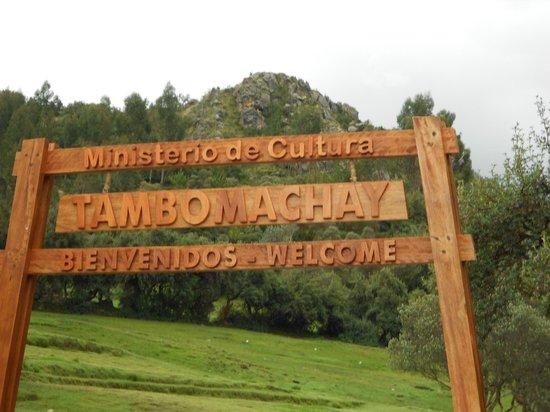 Valle Sagrado de los Incas: uno de los lugares