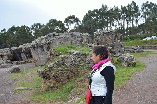 Valle Sagrado de los Incas: qenqo