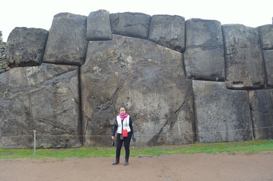 Valle Sagrado de los Incas: sacsayhuaman