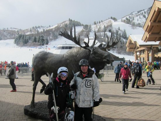 Utah Mountain Resort Tours : Snowbasin resort