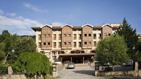 Infantado Hotel: Fachada