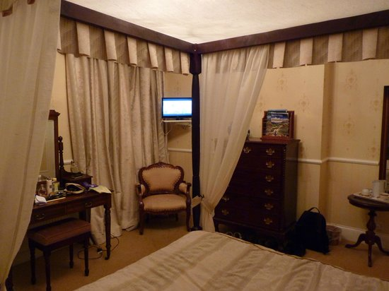 Nent Hall Country House Hotel: Room 15