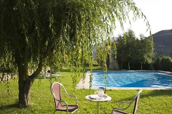Infantado Hotel: piscina