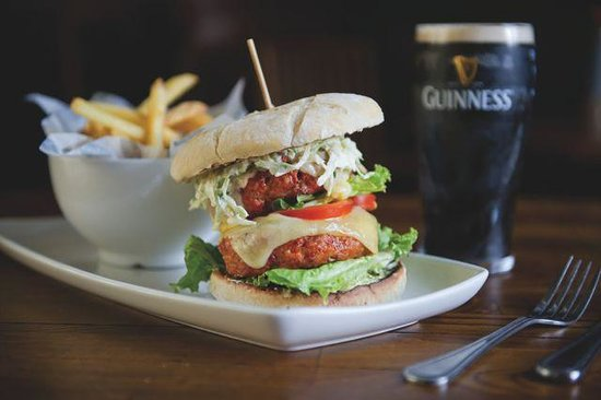O'Neills : Food at O'Neill's in Carnaby Street, London