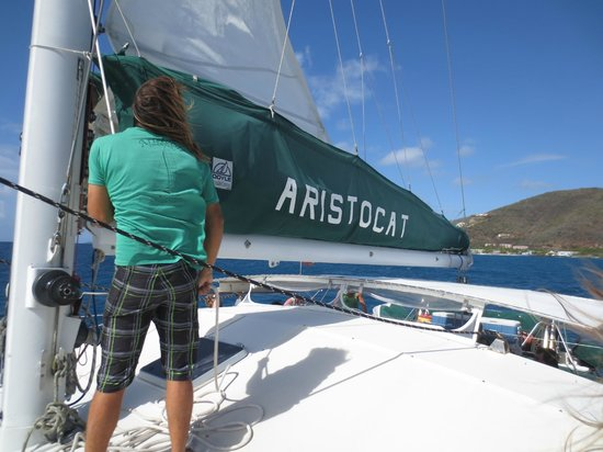 Aristocat Charters : Captain Gilbo