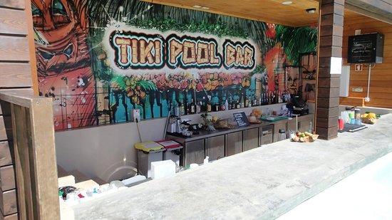 Salgados Vila das Lagoas Apartments : Swimmup Bar