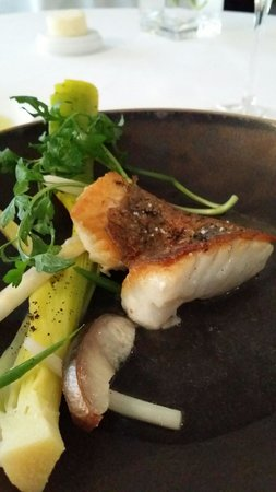 Kei: St pierre, bouillon anguille ....