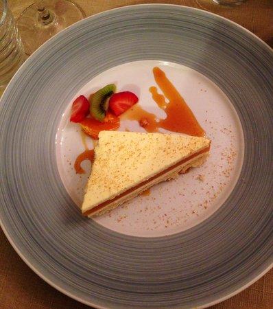 Le Gallifet: Biscuit aux fruits exotiques