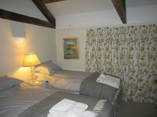 The Old Bakery B&B: The Twin Room