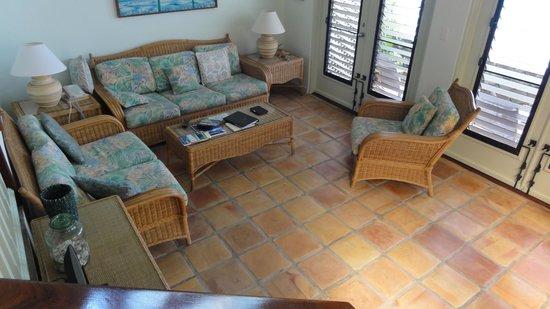 Gallows Point Resort: GP Unit 15B sitting room