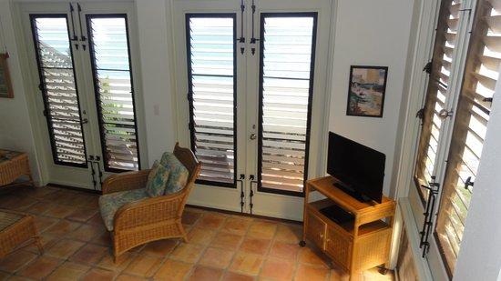 Gallows Point Resort: GP Unit 15B - sitting room 2