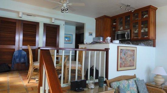Gallows Point Resort: GP Unit 15B kitchen