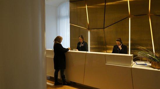 Hotel Portugal : Recepção
