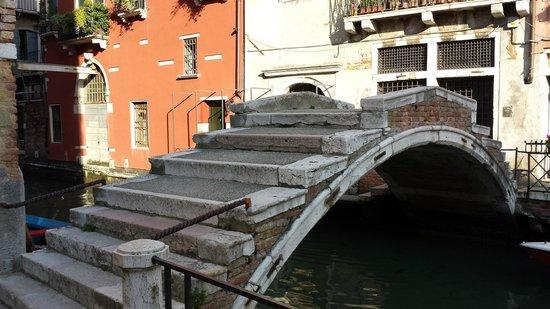 SeeVenice : Brücke im jüdischem Viertel