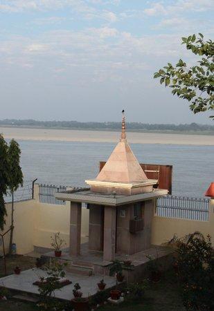 The Yoga Mandir: Temple at Yoga Mandir.