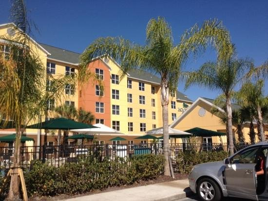 Homewood Suites by Hilton Orlando-Nearest to Univ Studios: best holiday ever