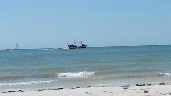 Fort Myers Beach: Pirate ship!