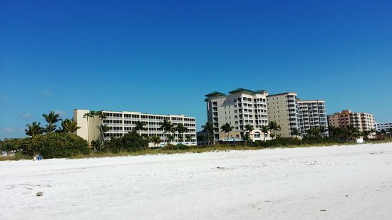 Fort Myers Beach: North end of beach