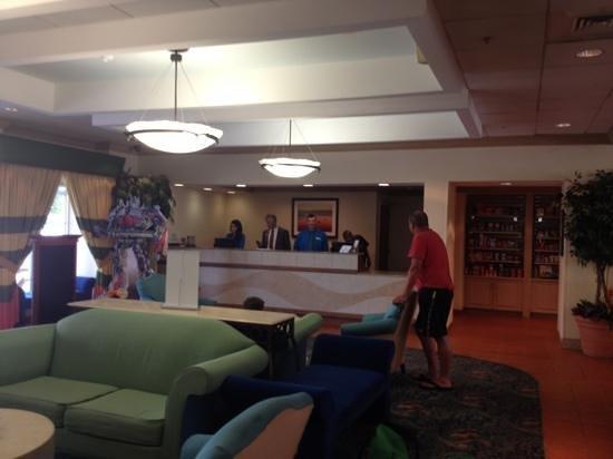 Homewood Suites by Hilton Orlando-Nearest to Univ Studios: fantastic staff, so friendly
