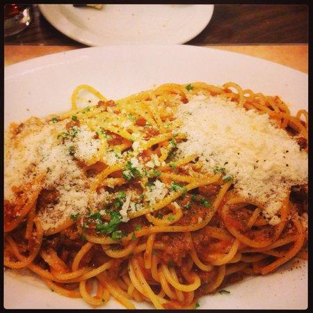 San Marco Ristorante: Spaghetti Bolognese