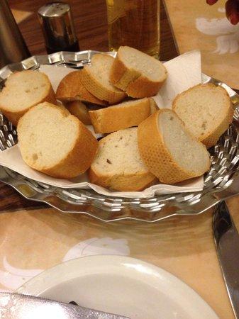 San Marco Ristorante: Bread