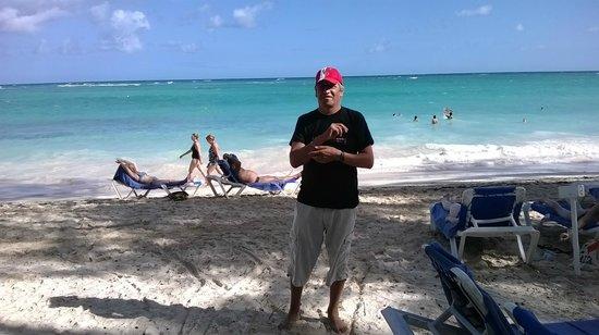 Vista Sol Punta Cana: Disfrutando mucho