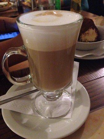 San Marco Ristorante: Cafe Latte