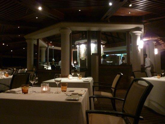 LUX* Grand Gaube: restaurante