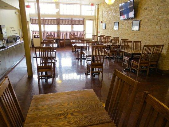 Best Western Plus Sunset Suites-Riverwalk: Breakfast Area
